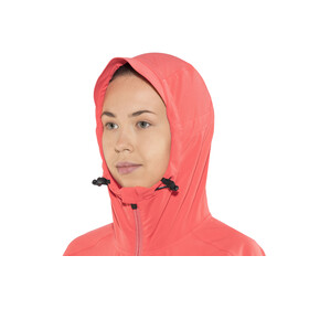 ION Shelter Softshell Jacket Women hot coral